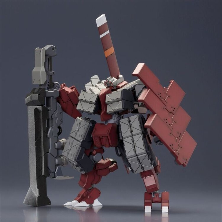 Frame Arms - 1/100 Kagutsuchi-Otsu Fencer Model Kit