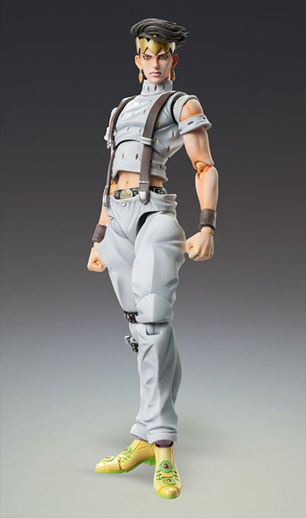 JoJos Bizarre Adventure - Rohan Kishibe Ver.3 Part.IV Super Action Statue