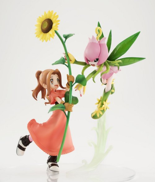 Digimon Adventure - Lilimon & Mimi G.E.M. Series PVC Figure