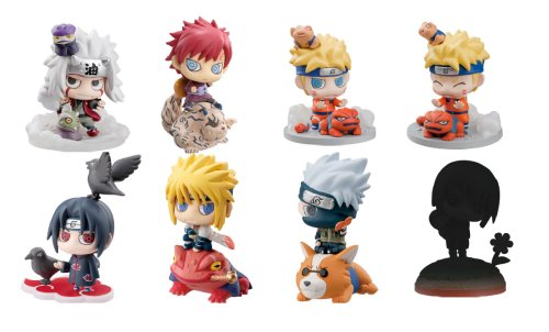 Naruto - Kuchiyose no Jyutsu Petite Chara Land Single BLIND BOX