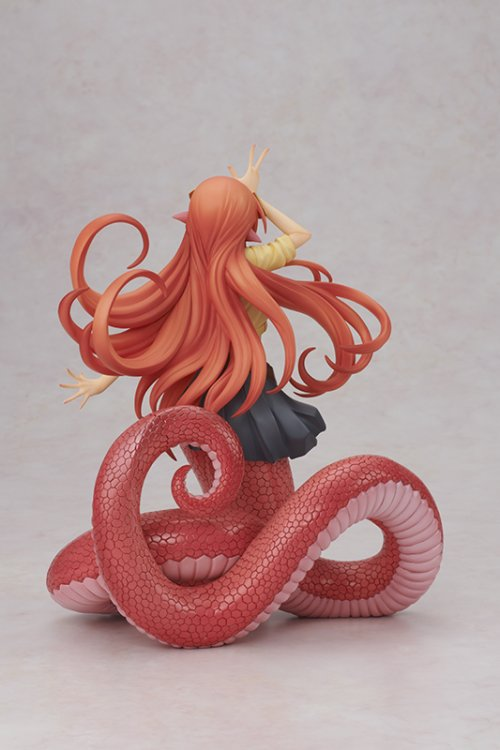 Monster Musume Everyday Life with Monster Girls - NON-Scale Miia PVC Figure