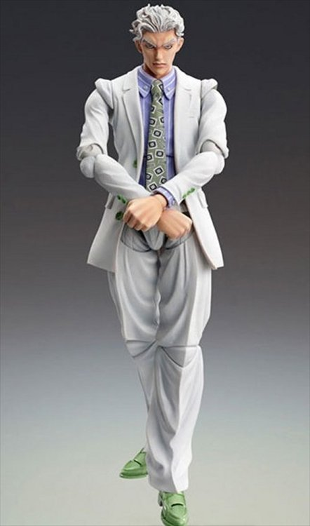 JoJos Bizarre Adventure - Yoshikage Kira Action Statue Part.IV Re-Release