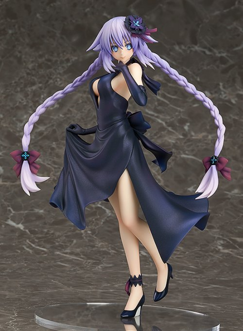 Hyperdimension Neptunioa - 1/7 Purple Heart Dress Ver. PVC Figure