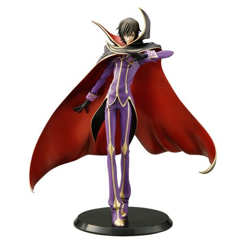 Code Geass Lelouch of the Rebellion R2 - 1/8 Zero 10th Anniversary GEM Series PVC Figure