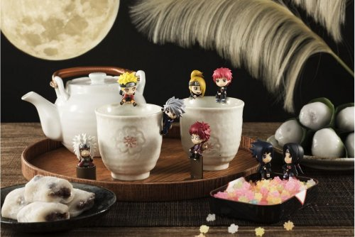 Naruto Shippuden - Lets Enjoy Tea Together Ochatomo Series Single BLIND BOX