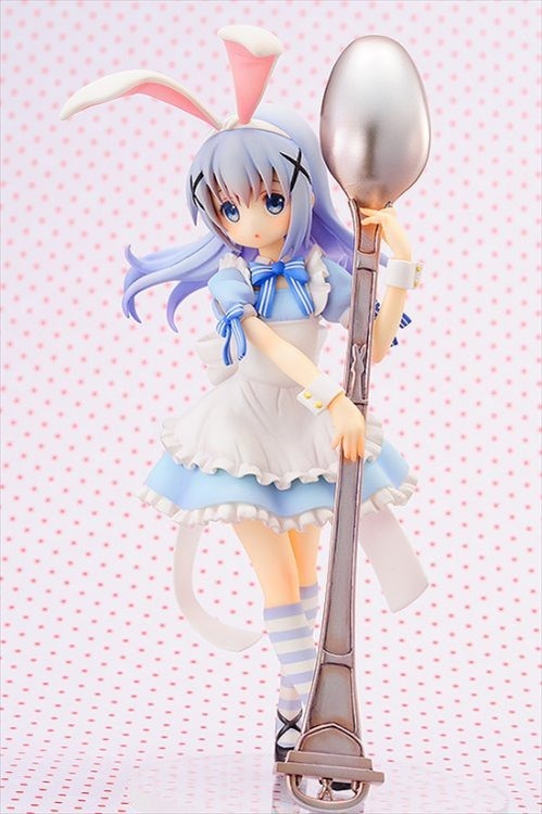 Is the Order a Rabbit - 1/8 Chino Alice style Ver. PVC Figure