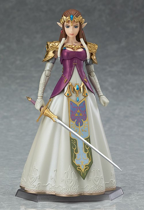 The Legend of Zelda Twilight Princess - Zelda Twilight Princess ver. figma