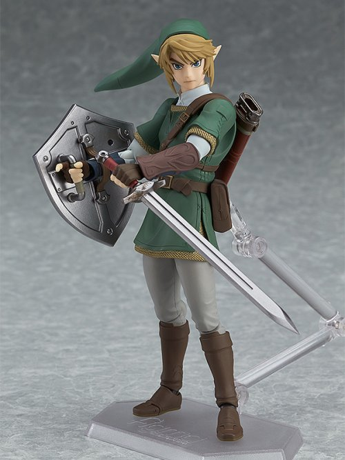 The Legend of Zelda Twilight Princess - Link Twilight Princess DX Edition ver. figma
