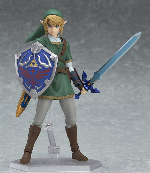 The Legend of Zelda Twilight Princess - Link Twilight Princess ver. figma