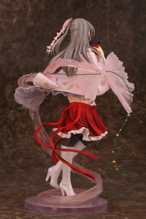 Comic Hot Milk - 1/6 Shirosaki Amane PVC Figure