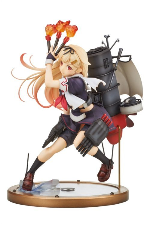 Kantai Collection - 1/8 Yudachi Kaini PVC Figure