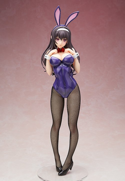 Saekano How to Raise a Boring Girlfriend - 1/4 Utaha Kasumigaoka Bunny Ver. PVC Figure