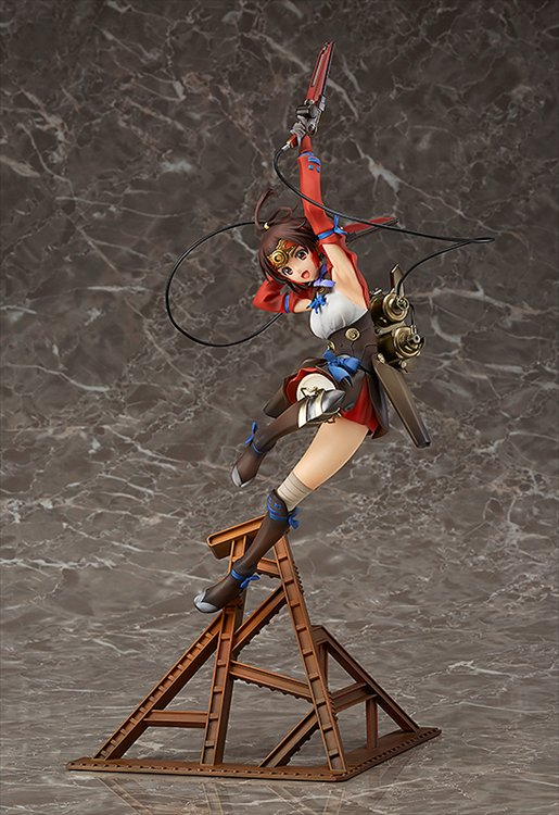 Kabaneri of the Iron Fortress - 1/7 Mumei PVC Figure
