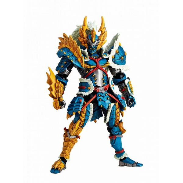 Monster Hunter - Vulcanlog Revoltech Hunter Figure