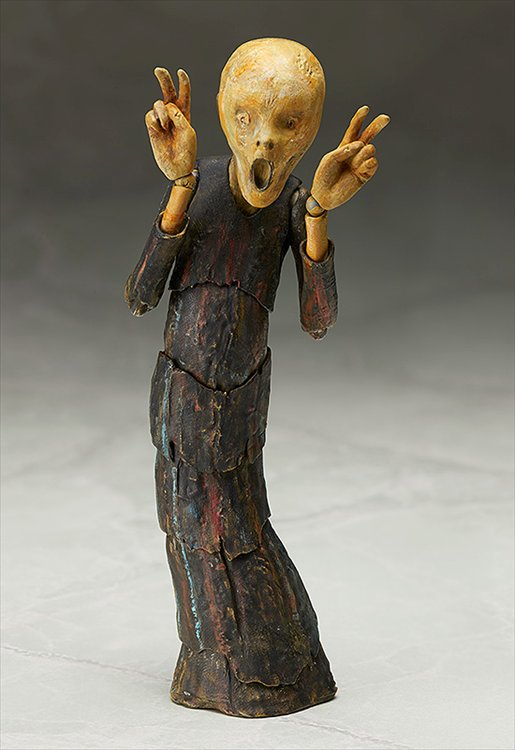 The Table Museum - The Scream Figma