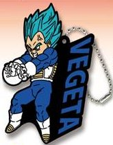 Dragon Ball Super - Light Keychain Vegeta
