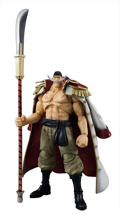 One Piece - White Beard Variable Action Heros Figure