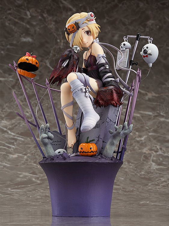 Idol Master Cinderella Girls - 1/7 Koume Shirasaka Halloween Nightmare Ver. PVC Figure