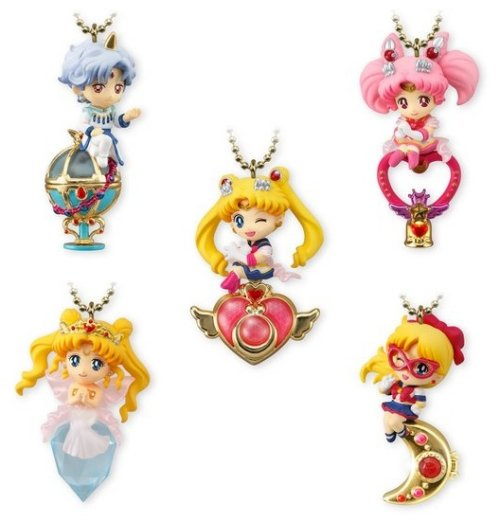 Sailor Moon - Twinkle Doll Vol. 4 Single BLIND BOX