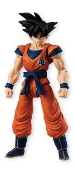 Dragon Ball Z - Shodo Vol. 4 Son Goku Action Figure