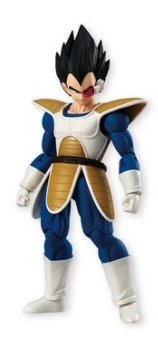 Dragon Ball Z - Shodo Vol. 4 Vegeta Action Figure
