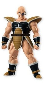 Dragon Ball Z - Shodo Vol. 4 Nappa Action Figure