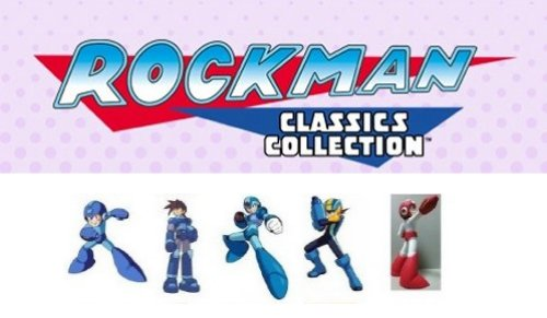 Megaman - Rockman 66 Action Series Single BLIND BOX