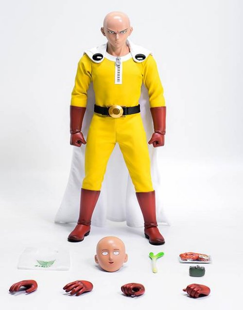 One Punch Man - 1/6 Saitama Movable Figure