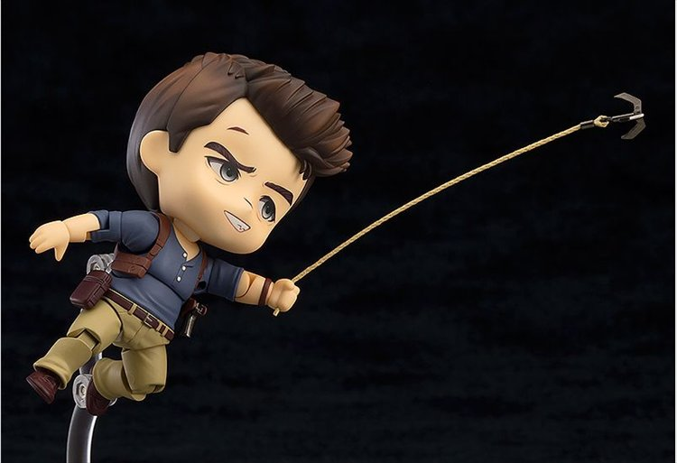Uncharted 4 - Nathan Drake Adventure Edition Nendoroid