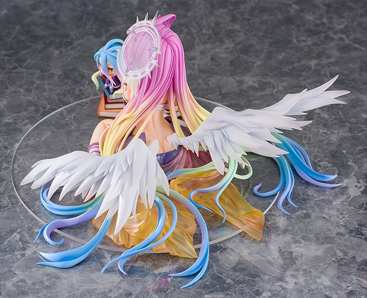 No Game No Life - 1/7 Jibril PVC Figure