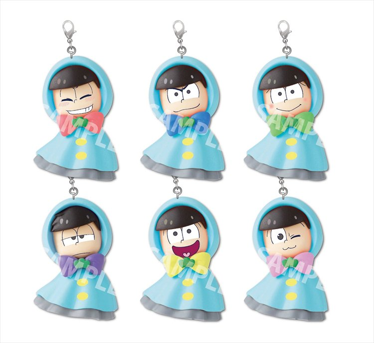 Osomatsu San - Terucot - Osomatsu-san Part.2 Mini Mascot Figure Single BLIND BOX