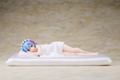 Re:Zero Starting Life in Another World - 1/7 Rem Soine Sleeping Together Ver. PVC Figure