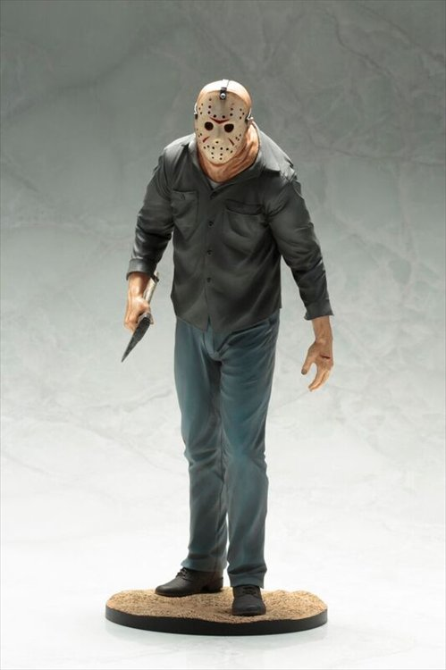 Friday The 13th Part III - 1/6 Jason Voorhees ARTFX Statue
