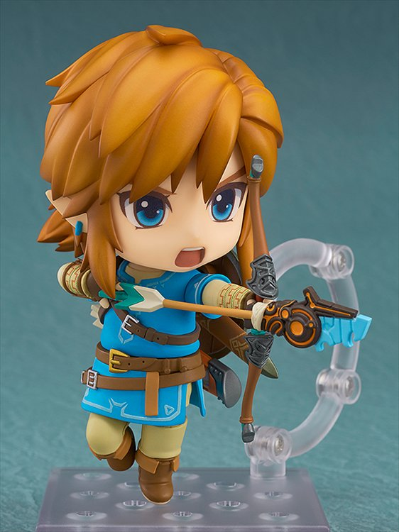 The Legemd of Zelda Breath of the Wild - Link Breath of the Wild Ver. Nendoroid