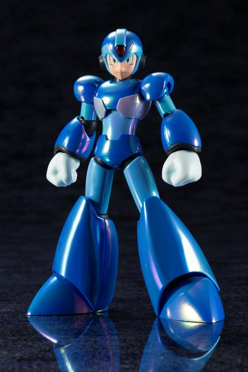 Mega Man X - 1/12 Mega Man X Premium Charge Version Model Kit