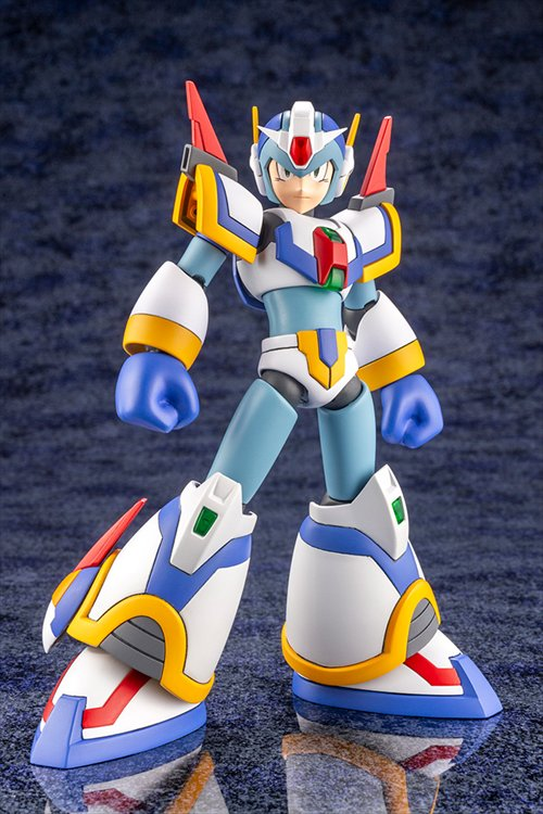 Mega Man X - 1/12 X Force Armor Model Kit