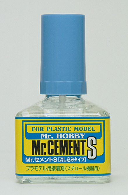 Mr Hobby - Mr Cement S - 40ml
