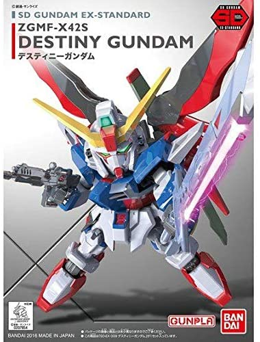 Gundam - SD Destiny Gundam Model Kit