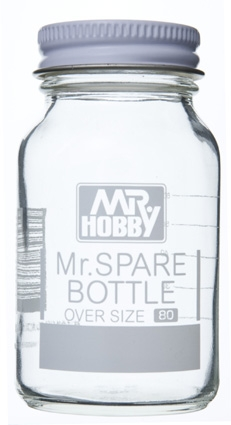 Mr Spare Bottle Large