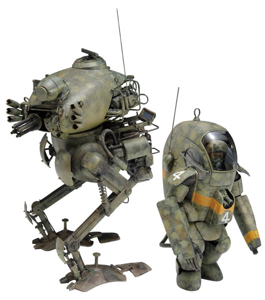 Maschinen Krieger Ma.K - 1/20 Kuster and Fridrich Model Kit