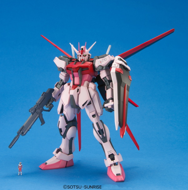Mobile Suit Gundam Seed - 1/100 MG Strike Rouge MBF-02 Model Kit