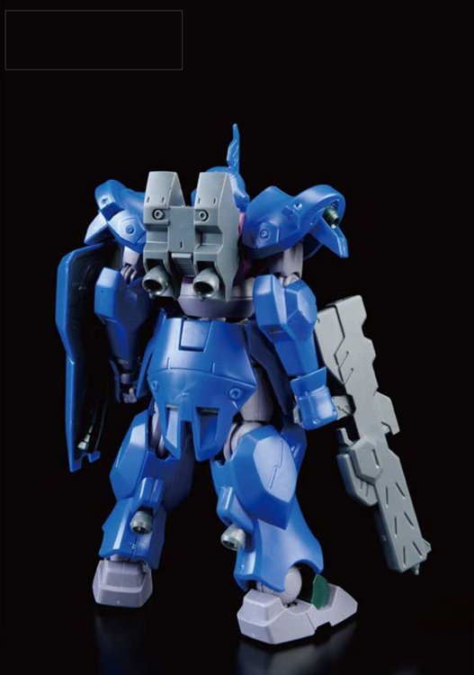 Gundam Reconguista in G- 1/144 HG Space Jahanam Model Kit