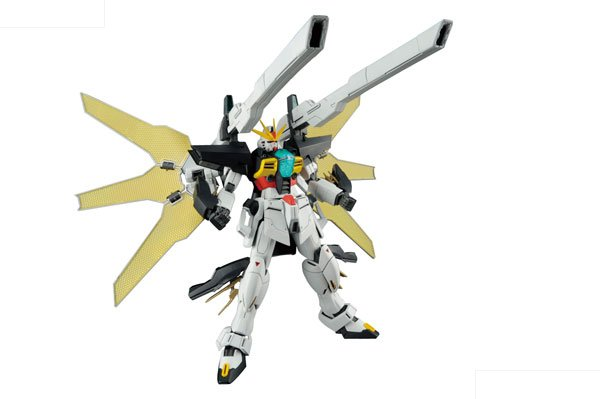 Gundam- 1/100 Double X MG Plastic Model