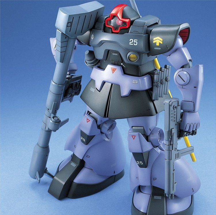 Mobile Suit Gundam - Rick Dom MG Model Kit