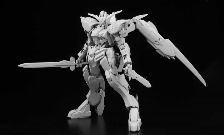 Gundam Iron-Blooded Orphans - 1/144 Full Mechanics Bael Gundam Model Kit