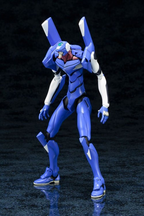 Neon Genesis Evangelion EVA-00 Prototype TV Ver. Model Kit