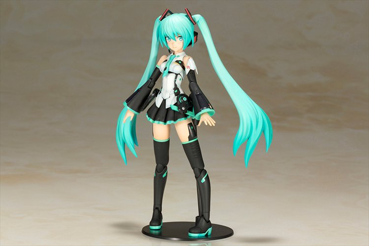 Frame Music Girl - Non Scale Hatsune Miku Model Kit