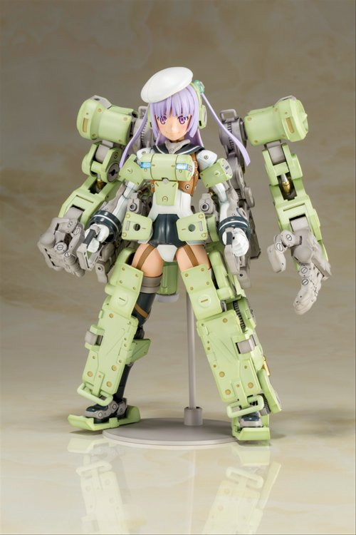 Frame Arms Girl - Non Scale Greifen Model Kit