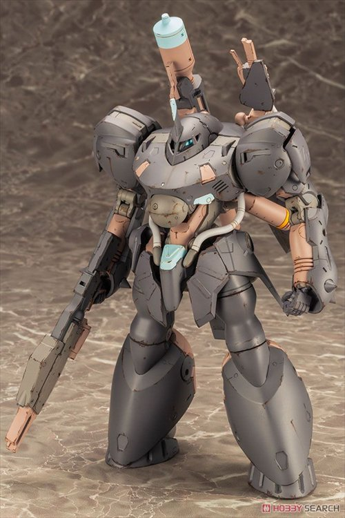 Frame Arms Girl - Non Scale Mingwu Model Kit