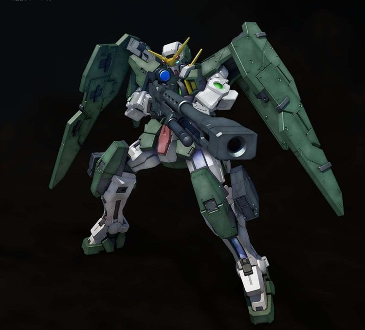 Mobile Suit Gundam 00 - 1/100 MG Dynames Model Kit